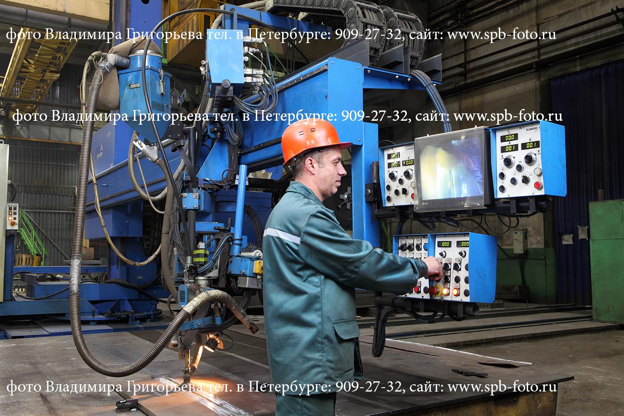 Промышленная фотосъемка, выезд фотографа с осветительным оборудованием и ассистентом, в любую точку Санкт-Петербурга, Ленинградской области, России и мира