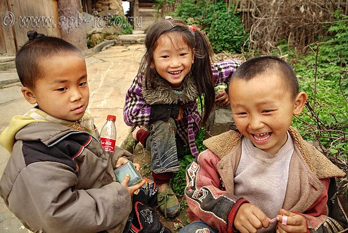Дикарем в Юго-Западный Китай.