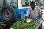 Фотоснимок из путешествия на остров Занзибар