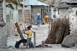 Фотоснимок из поездки на остров Занзибар, рыбацкий поселок