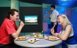 Караоке-бар в развлекательном комплексе, фото