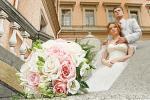 Большинство молодоженов на регистрацию брака едут через весь город и оставляют мало времени на свадебную прогулку т