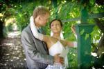 Фотосъемка свадеб в пригородах Санкт-Петербурга