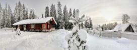Фотосъемка загородной недвижимости, телефон (812) 909-27-32, Владимир