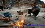 Деревенские кузнецы из Южного Китая