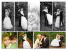 Фотографии со свадьбы, сделанные в пасмурный, дождливый, осенний день