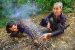 Basha Shaman (Baisha Miao Minority, Congjiang, Guizhou, China)