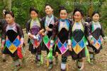 Я заметил что внешность малых народов Китая отличается от центрально-китайской