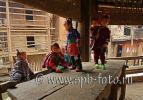 Пагоды в деревнях этнических меньшинств провинции Гуйчжоу по-английски называются Drum Tower