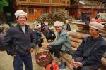 Zengchong Dong Village, Congjiang County, Guizhou, China