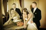 Фотосъемка во Дворце Бракосочетания на Фурштатской улице в Санкт-Петербурге (дворец №2)