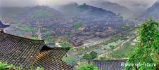 Столица всех деревень национальных меньшинств на юго-востоке провинции Гуйчжоу – Xijiang, расположена в Юго-Западном Китае, недалеко от города Кайли