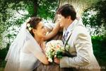 Свадебная фото-сессия в романтическом стиле