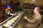 Капитальный ремонт дизельного двигателя, фотография