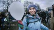 Белая гвоздика – символ ненасильственного сопротивления российской оппозиции (наравне с белой лентой)