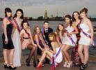 Фотосъемка для выпускников на фоне Санкт-Петербурга