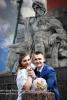 Свадебная фотосъемка на фоне Петербурга