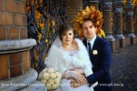 Осенняя свадебная фотосессия <a target=_blank href=http://spb-foto