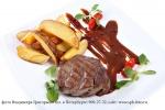 Выездная фотосъемка в кафе и ресторанах Санкт-Петербурга, использование мобильной фотостудии для фотосъемки еды (приготовленных блюд)