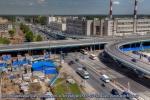 Выезд фотографа на строящиеся и готовые объекты, фотосъемка строительства мостов, транспортных развязок и зданий