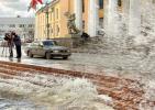 Фото наводнения в Санкт-Петербурге