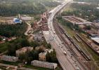 Строительство второй очереди кольцевой автомобильной дороги вокруг Санкт-Петербурга