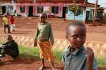 Фотографировать танзанийских детей было, конечно,  проще чем взрослых