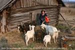 Зинаида Ивановна Заворуева проживает в деревне Дуброво насчитывающей около 40 домов, жителей тоже 40 человек