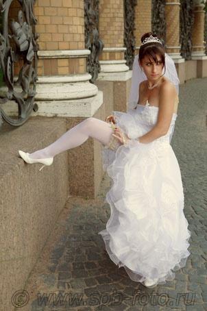 Подвязка невесты, фото