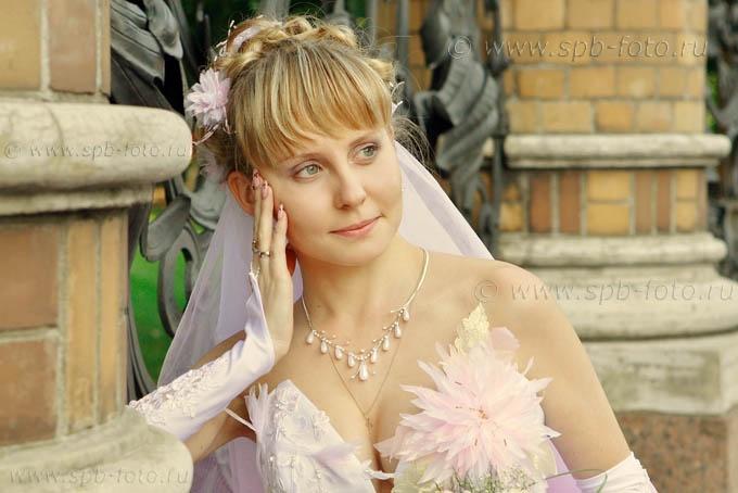 Свадебная фотосъемка в историческом центре Петербурга