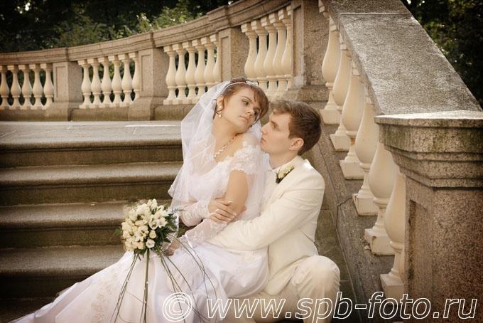 Инженерный замок - свадебная фотосъемка