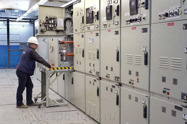 Фотосъемка электрооборудования и электромонтажных работ