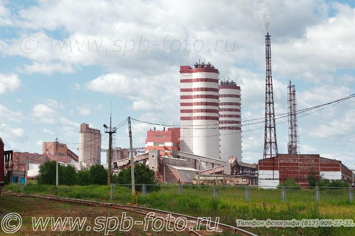 Фотосъемка на промышленном комбинате