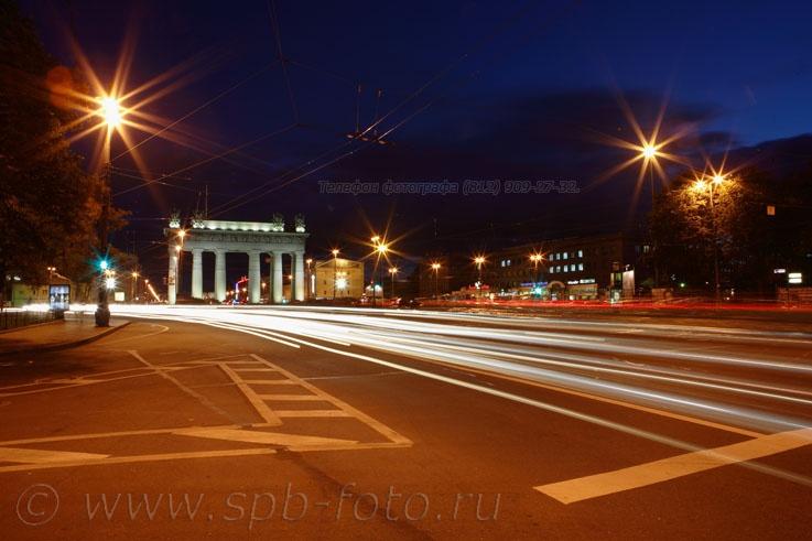Московские ворота в Петербурге, фото