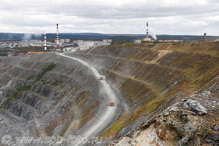 Горнодобывающая компания, фото