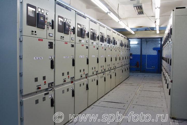 Электрооборудование Ковдорского ГОКа