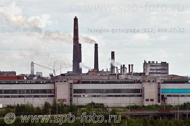 Фото-услуги промышленным предприятиям