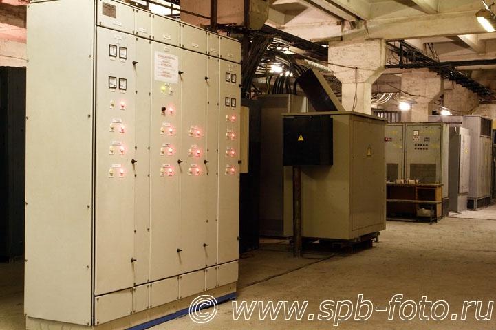 Фотосъемка оборудования для сайта предприятия