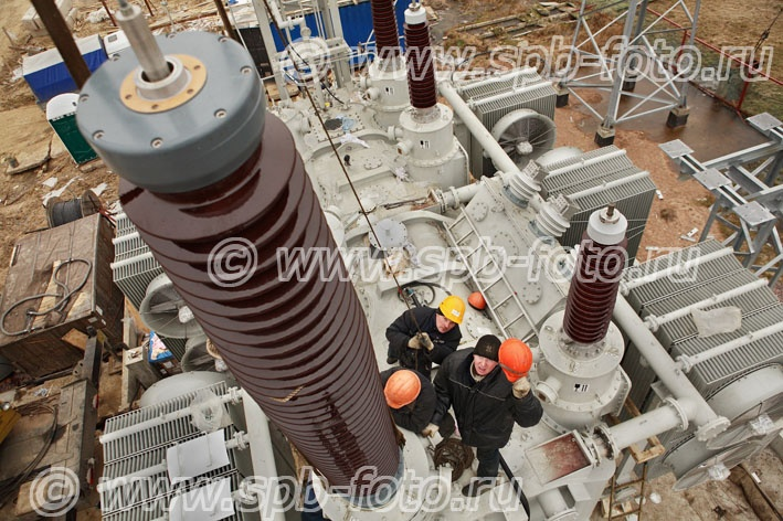 Installation, Commissioning Of Transformer, photo