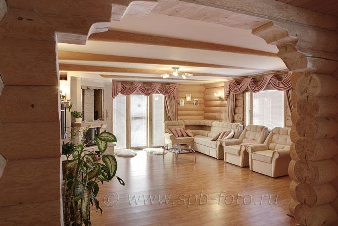 Дизайн деревянных домов и коттеджей