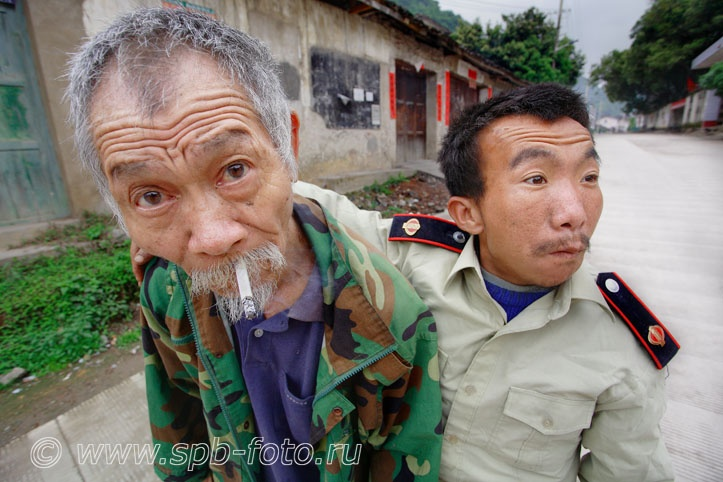 фотоотчет из Китая