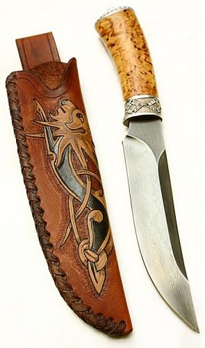 Нож с ножнами