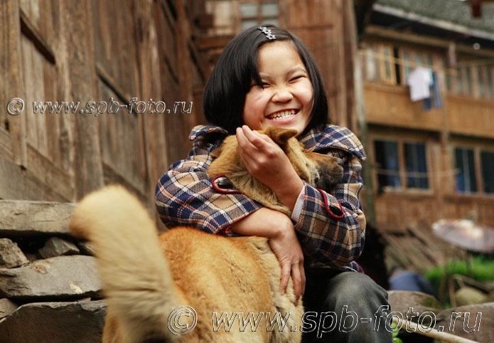 Южные Китайцы любят собак, фото