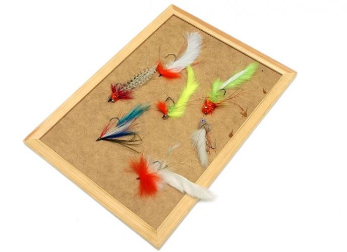 Рыболовные мушки