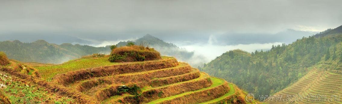 Горы Юго-Западного Китая, фотография