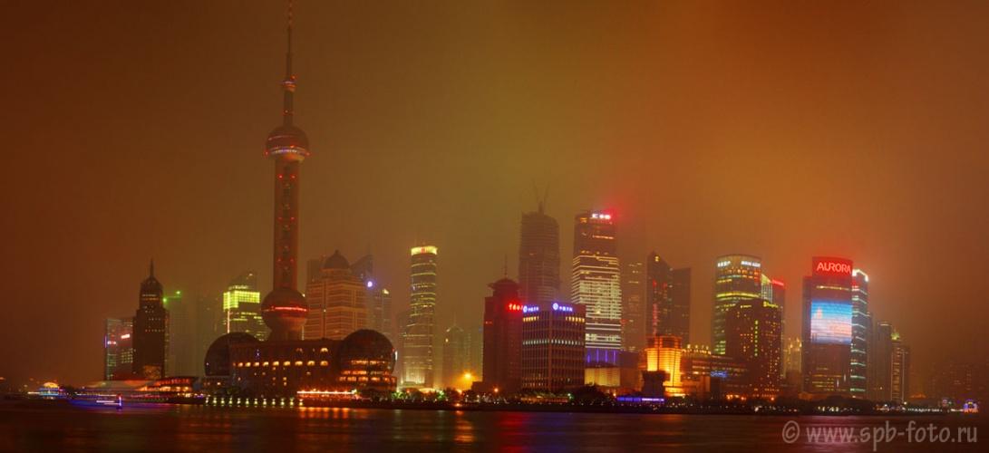 Шанхай, район Пудун (浦东新区), фото