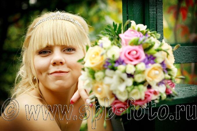Заказать свадебную фотосъемку в Санкт-Петербурге