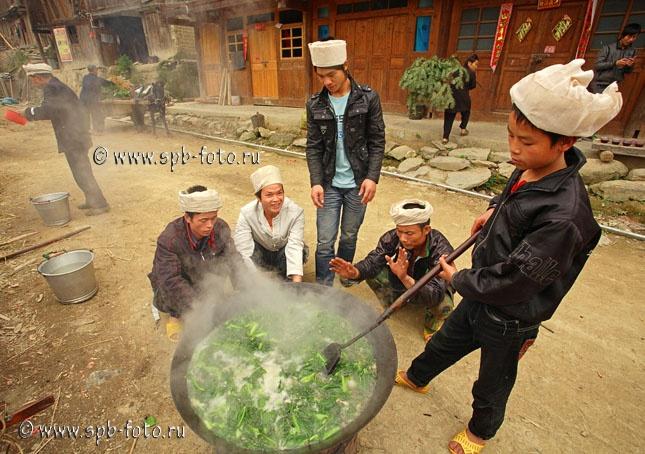 Zengchong Dong Village (增冲), Guizhou Province (贵州省),SouthWest China