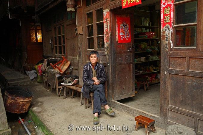 Фото из путешествия по деревням Юго-западного Китая