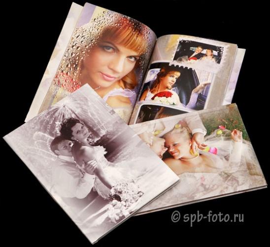 Коллажи для свадебной фото-книги